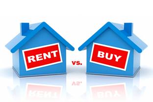 buying vs renting in Vaughan