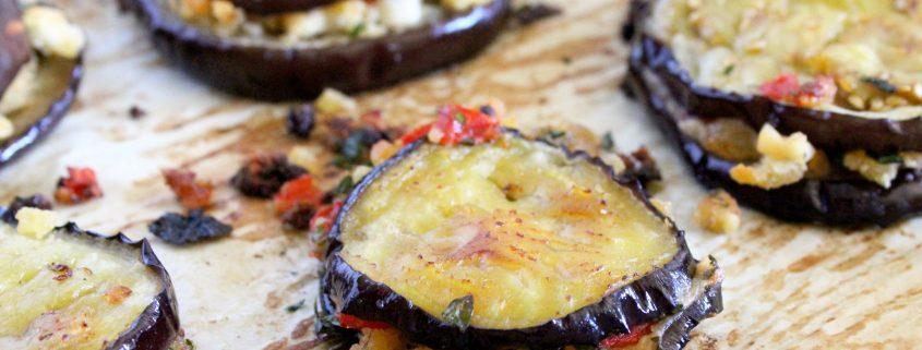 eggplant pockets