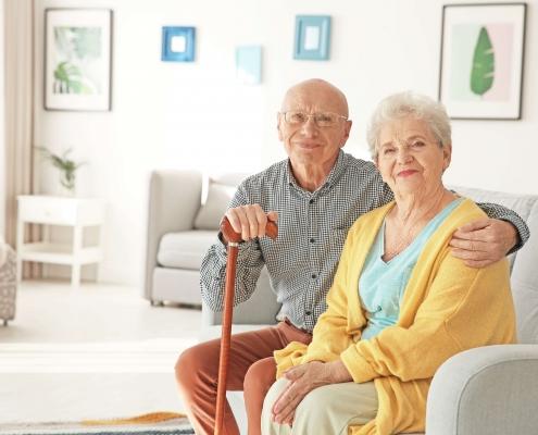 senior housing community