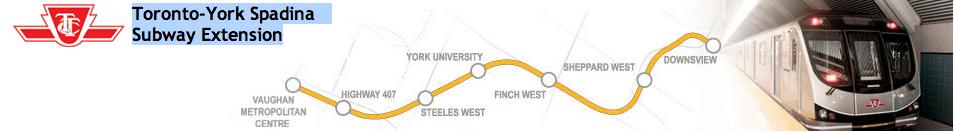 Vaughan-subway-line